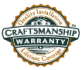 cert-craftsmanship-warranty-seal