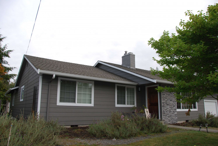 Edmonds James Hardie Siding Installation image