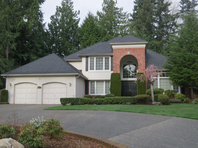 Sammamish Composition Roof Installation 6 image
