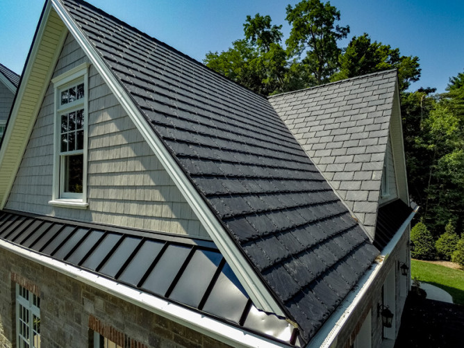EcoStar Roofing Installation image